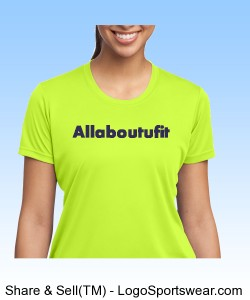 REFLECTIVE Women\\\'s Neon Green Allaboutufit Design Zoom